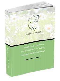 Das Lebewohl, Fellnase-Buch – Hilfestellungen, Denkimpulse und Sichtweisen zum Umgang mit Trauer und Schuldgefühlen